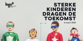 Sterke kinderen dragen de toekomst